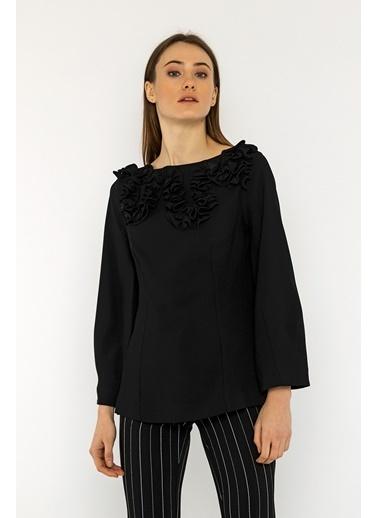 Berr-in  Brıella Bluz Siyah